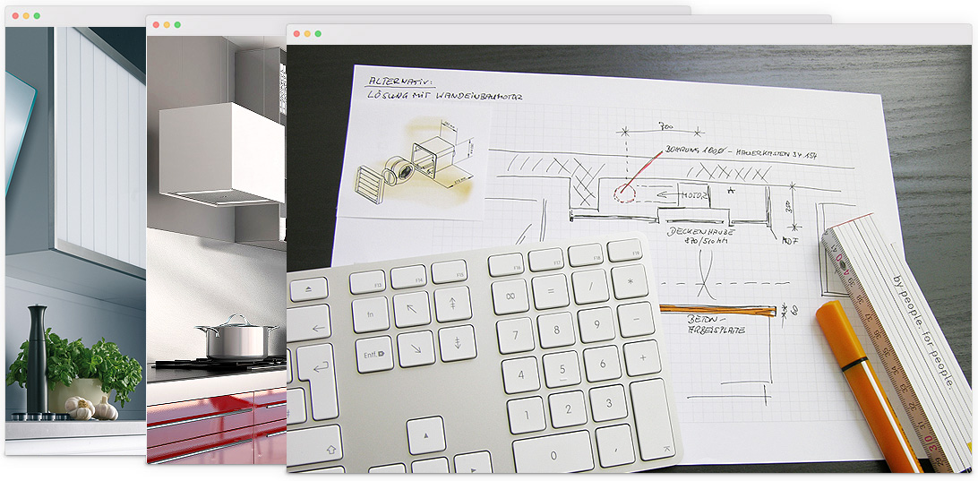 produkte service k chentechnik plus dunstabzugshauben beratung und verkauf. Black Bedroom Furniture Sets. Home Design Ideas