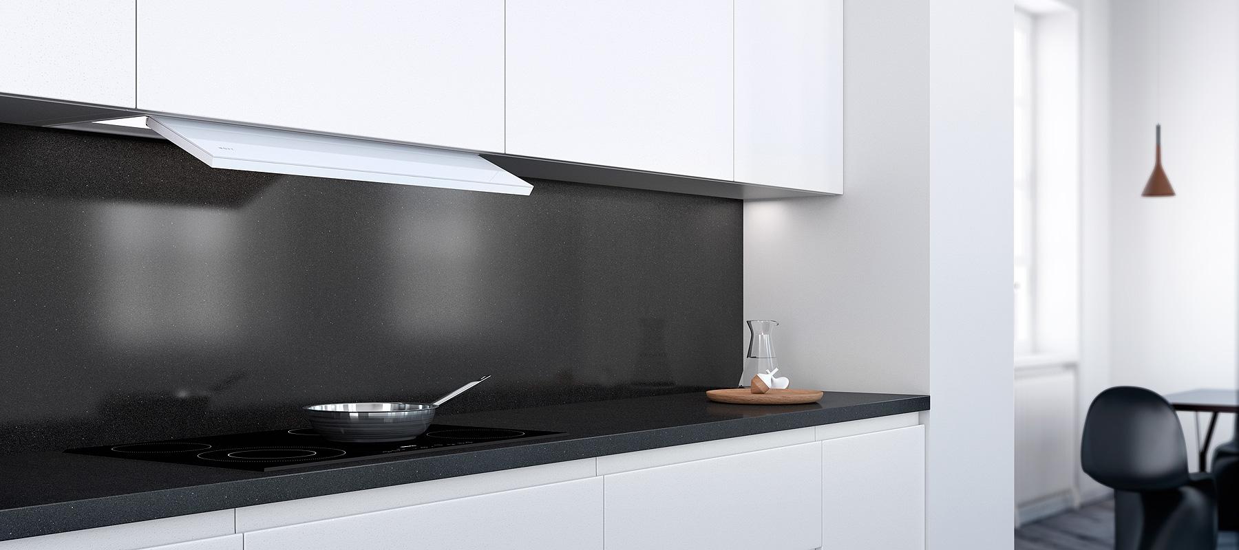 schrank und flachschirmhauben k chentechnik plus dunstabzugshauben beratung und verkauf. Black Bedroom Furniture Sets. Home Design Ideas